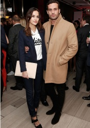 Lucy Watson + James Dunmore