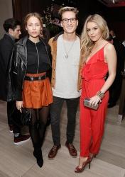 Emma Louise Connolly, Oliver Proudlock + Tallia Storm