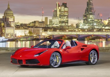 Ferrari-488-Spider-London-0