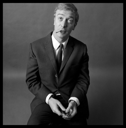 Michael Caine, London, 1964 © Duffy