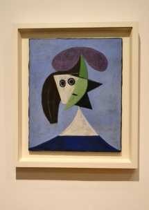 Woman in a Hat (Olga) by Pablo Picasso, 1935; Musée national d'art moderne Centre Pompidou, Paris © Succession Picasso / DACS London 2016