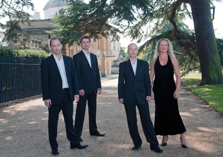 Tippett Quartet ©Philip Taylor
