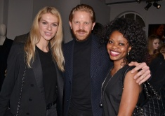 Barbara Bediova, Alistair Guy + Savannah Barthorpe