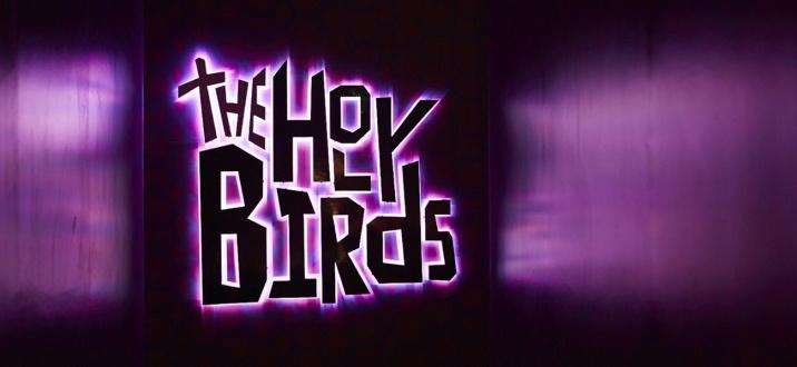 Holy Bird
