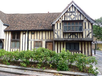 The Ancient House in Walthamstow Village
