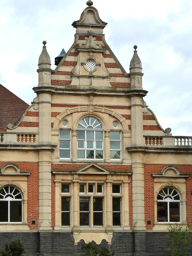 Walthamstow Library