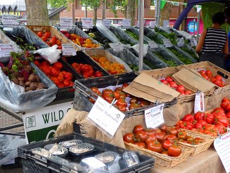 Sunday Farmers' Market