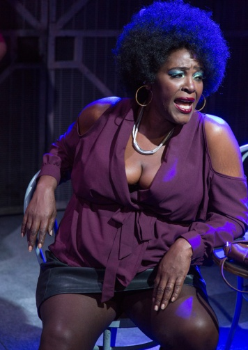 Sharon D Clarke (Sonja) - The Life at Southwark Playhouse - (c) Conrad Blakemore-1485