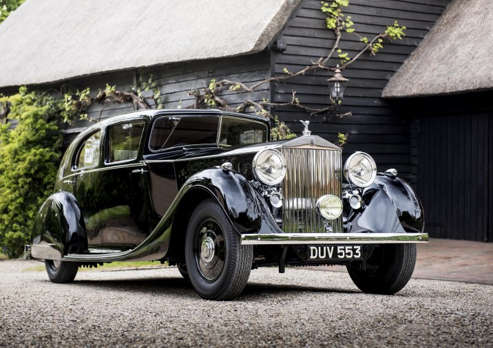 Montgomery Rolls-Royce Phantom 2