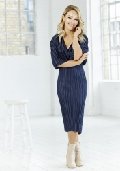 Navy Pleated Overlay, -ú29.95, The Katie Piper Collection with Want That Trend.Com (Lifestyle) (2)