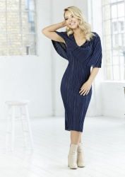 Navy Pleated Overlay, -ú29.95, The Katie Piper Collection with Want That Trend.Com (Lifestyle) (3)