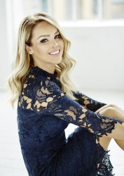 Navy Sleeved Crochet Dress, -ú39.95, The Katie Piper Collection with Want That Trend.Com (Lifestyle)
