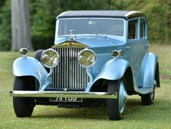 Sir Malcolm Campbell's Phantom II Continental