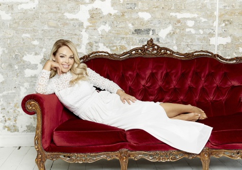 White Crochet Maxi, -ú49.95, The Katie Piper Collection with Want That Trend.Com (Lifestyle)