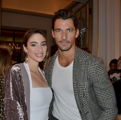 Emma Sengstock + David Gandy