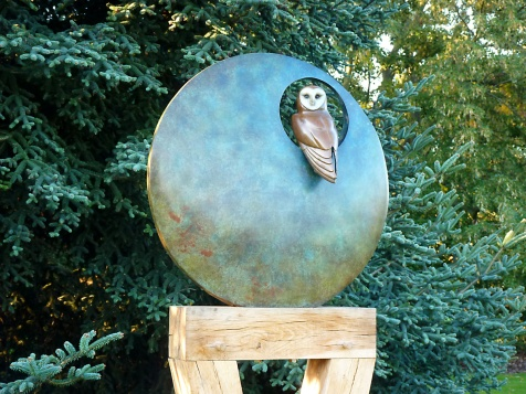 18 Barn Owl by Simon Gudgeon
