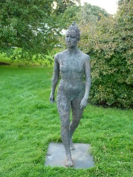41 Woman Walking by Louisa Forbes