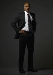 "DESIGNATED SURVIVOR - ABC's ""Designated Survivor"" stars LaMonica Garrett as Mike Ritter. (ABC/Bob D'Amico)"