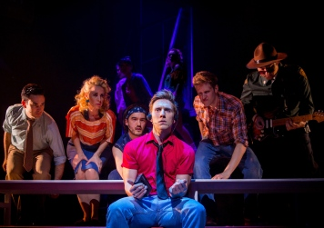 Joshua Dowen as Ren McCormack in Footloose. Photo Credit Matt Martin (3)