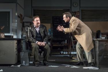 Daniel Ryan (Lingk) - Glengarry Glen Ross at The Playhouse (c) Marc Brenner
