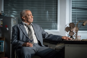 Don Warrington (George Aaronow) - Glengarry Glen Ross - (c) Marc Brenner