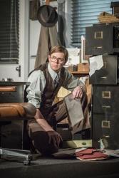 Kris Marshall (John Williamson) - Glengarry Glen Ross at The Playhouse - (c) Marc Brenner (2)