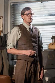 Kris Marshall (John Williamson) - Glengarry Glen Ross at The Playhouse - (c) Marc Brenner
