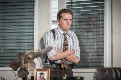 Oliver Ryan (Baylen) - Glengarry Glen Ross at The Playhouse - (c) Marc Brenner