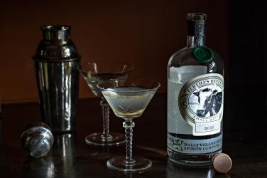 Bertha's Revenge - Classic Martini