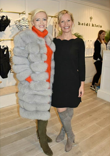Lana Holloway + Heidi Gosman