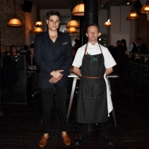 William Knowles Mofford (Founder) + Dean Beaumont (Head Chef)