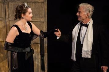 Jeannie - Mairi Hawthorn (Jeannie) and Patrick Pearson (The Count)