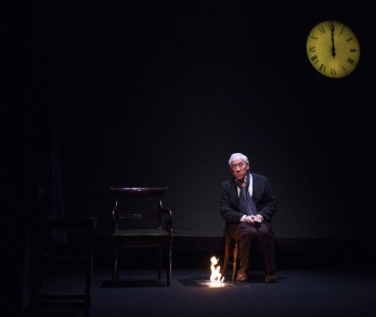 simon callow - a christmas carol - arts theatre - photo by laura marie linck (3)