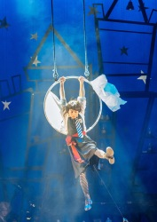 Danielle Bird - Previous Cast - The Worst Witch - UK Tour - Photograph by Manuel Harlan (129)