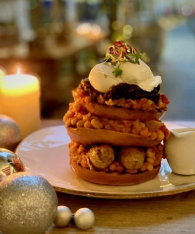 The Veggie Stackmas